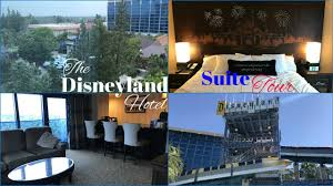 two bedroom suites near disneyland the disneyland hotel two bedroom suite tour 2017 youtube