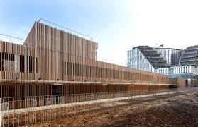 fassade architektur bildergalerie zu schule feichtinger bei fertig
