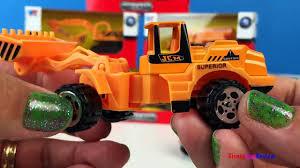 speed wheels mighty machines dump truck cement truck roller