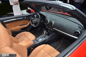 convertible audi 2013 2014 audi a3 cabriolet debuts at 2013 frankfurt auto show