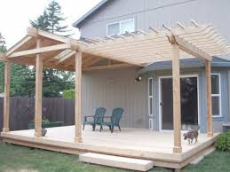 25 Best Covered Patios Ideas On Pinterest Outdoor Covered by Build Roof Over Patio Home Design