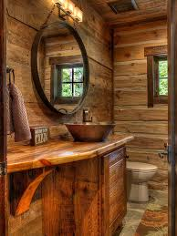 log cabin bathroom ideas cabin bathroom ideas zijiapin