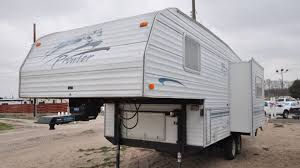 2000 fleetwood rv prowler 8245c fifth wheel youtube