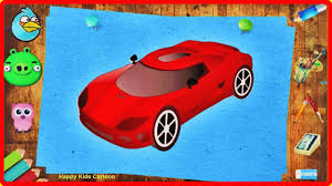 racing car cartoon kids coloring pages toys kids sport