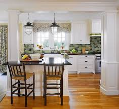 Cottage Kitchen Remodel by White Cottage Kitchen Ideas Load Bearing Wall Columns And