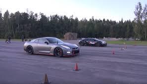 bugatti vs who wins bugatti veyron vs nissan gtr nismo
