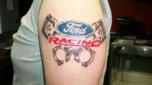 ford tattoos designs 35 best ford cross tattoo images on