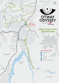 Odyssey Map Otway Odyssey