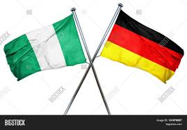 Nigerian Flag Nigeria Flag Combined Germany Flag Image U0026 Photo Bigstock