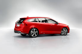 volvo usa official site 2015 volvo v60 r design will be most powerful volvo wagon ever