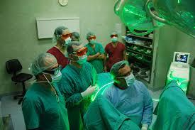 green light laser treatment laser surgery green laser green light laser surgery for enlarged