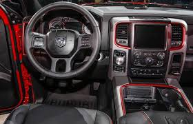 Ram 1500 Sport Interior 2016 Ram 1500 Rebel Review And Specs Price Release Date
