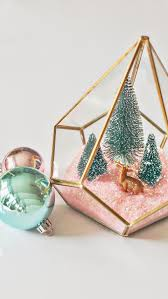 modern christmas terrarium diy easy christmas craft ideas