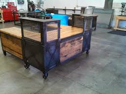 Industrial Reception Desk Real Industrial Edge Furniture Industrial Reception Desk Www
