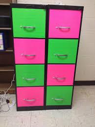 Pink Filing Cabinet Best Filing Cabinets Battey Spunch Decor