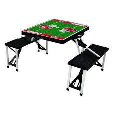 Patio Furniture Kansas City Plastic Picnic Tables Patio Tables The Home Depot