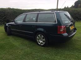 cheap vw passat diesel estate manual long mot u0026 service looks