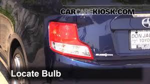 2006 Scion Tc Tail Lights Brake Light Change 2011 2016 Scion Tc 2012 Scion Tc 2 5l 4 Cyl