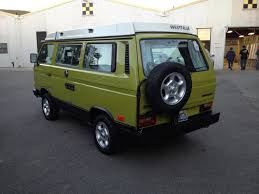 volkswagen vanagon 1987 beautiful bay window color on a vanagon vw u0027s pinterest