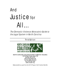 Domestic Violence Advocate U0027s Guide To The Legal System In North