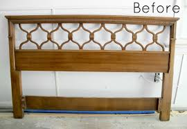 Cool Wood Furniture Ideas Headboards Excellent Diy Wooden Headboard Designs Diy Wooden