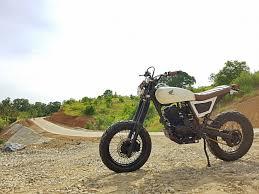 honda motors philippines honda xr200 scrambler by 3b customs u2013 bikebound