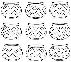 native american patterns printables california indian basket