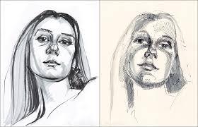 drawing sketch a day by igor lukyanov june 2010