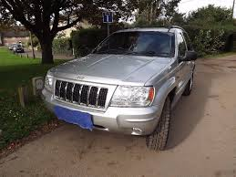 jeep grand cherokee overland 2004 2 7 crd in bournemouth dorset