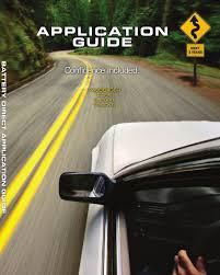 lexus lx 450 cold crank amps battery application guide by kourosh moaref issuu