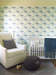 Airplane Rug Airplane Nursery Wallpaper Design Ideas