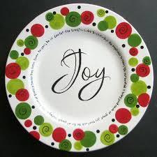 christmas plates christmas plates crafthubs