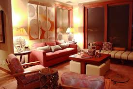 How To Make Home Interior Beautiful Living Room Beautiful Romantic Living Room Decor With Red Cozy