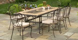 tavolo da giardino prezzi tavoli da giardino modelli materiali e prezzi il portale dei
