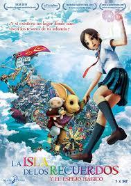 Ia isla De Los Recuerdos Y El Espejo Magico (2009)
