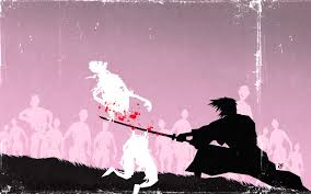 Vs Pink Wallpaper by Samurai Vs Zombies Arts Wallpapers Samurai Art