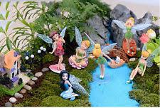 plastic resin fairies garden ornaments ebay