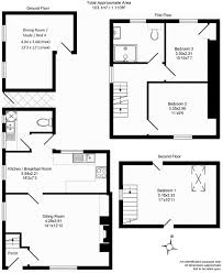 Dimensions Velux Standard by Stags 3 Bedroom Property For Sale In Rackmead Terrace