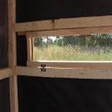 Deer Blind Plans 4x6 Hunting Deer Blinds U0026 Cedar Wood Hunting Blind Kits Productive