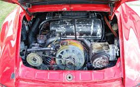 porsche 911 engine parts basement find 1978 porsche 911 sc targa