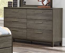 GrayBlack Contemporary  Piece Twin Bedroom Set Oxon RC - Rc willey black bedroom set