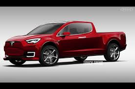 tesla model u the tesla pickup truck