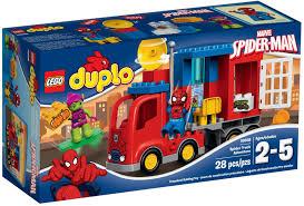 lego 10608 spider spider truck adventure lego sets duplo
