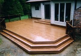 Backyard Deck Ideas Outdoor Deck Designs Small Garden Ideas With Decking Design For