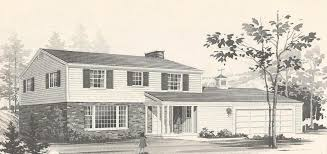 vintage house plans 1970s traditional homes antique alter ego