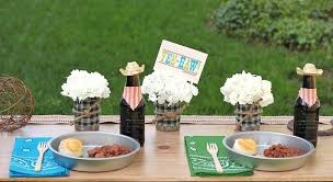 cowboy themed ideas celebrations at home