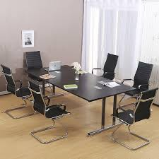 modern office conference table conference tables office furniture commercial furniture panel metal