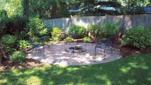 exterior surprising cheap small backyard landscaping ideas photo