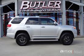 toyota number toyota 4runner with 18in fuel full blown wheels exclusively from
