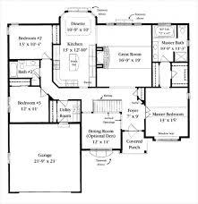 3500 4000 Sq Ft Homes Modern House Plans Home Design 116 1023 3500 Sq Ft Floor Odessa